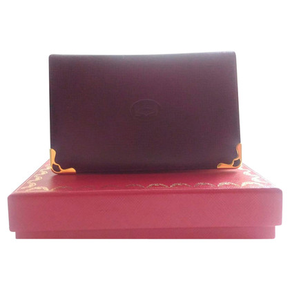 Cartier Notebook, Mini Agenda uit de zak