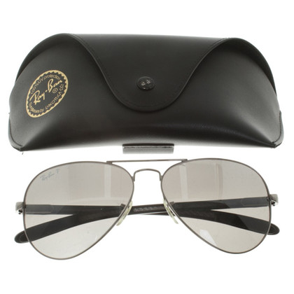 Ray Ban Aviatori a Gray
