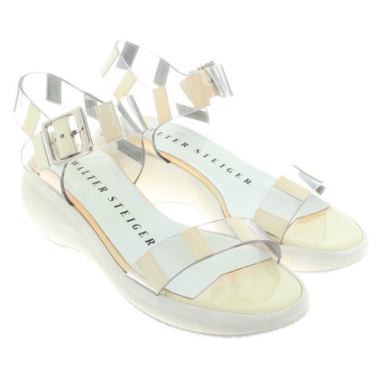 Walter Steiger Sandals with wedge heel