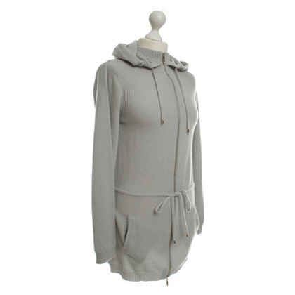 Blumarine Cashmere jacket in grey