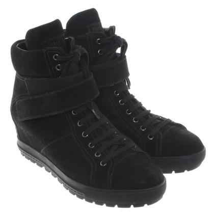 Miu Miu Sneakers zeppa