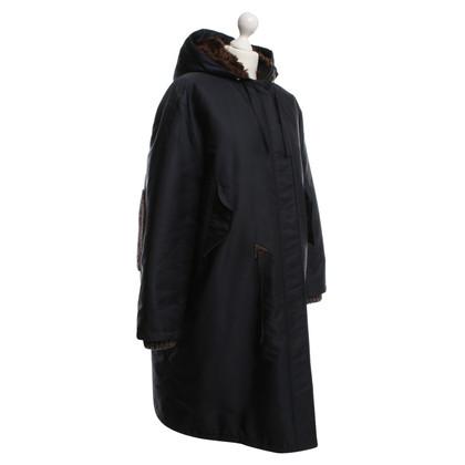 Prada Winter jas met capuchon