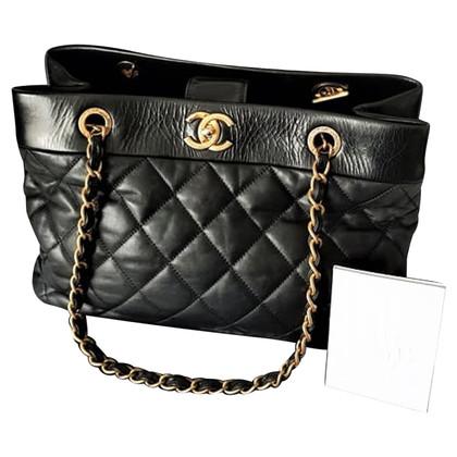 Chanel Chanel Soft Elegance Calfskin Tote Bag