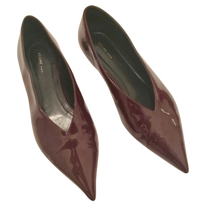 Céline Patent leather ballerinas