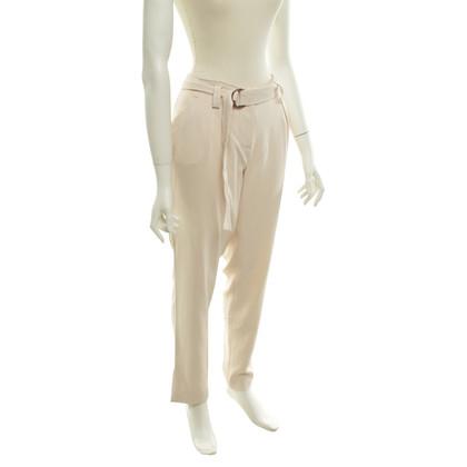 René Lezard nude coloured culottes