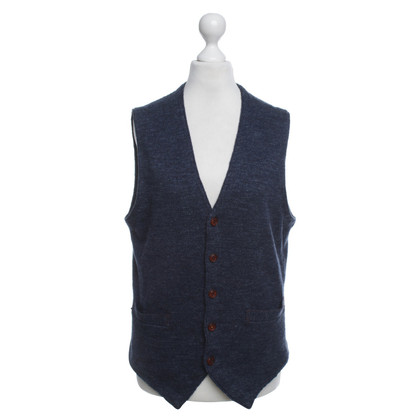 Boss Orange Vest in blu