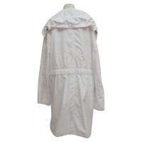 Bogner Manteau en blanc