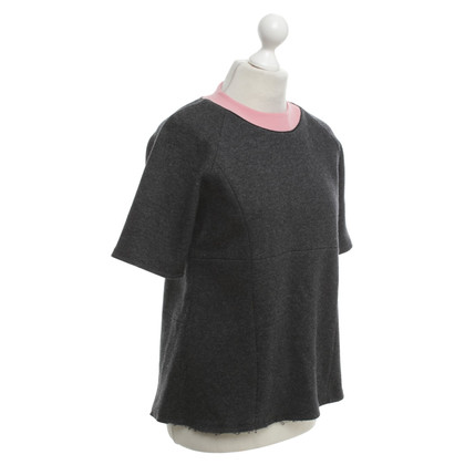 Marni top in grey