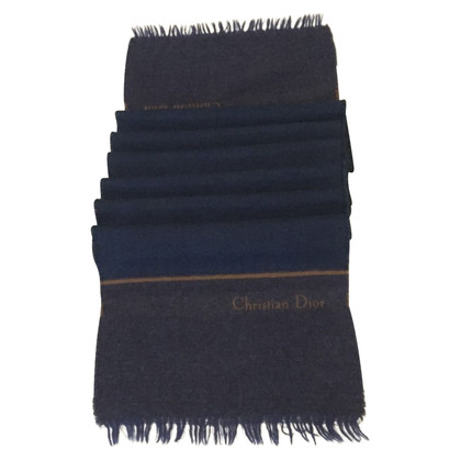 Christian Dior Wollschal