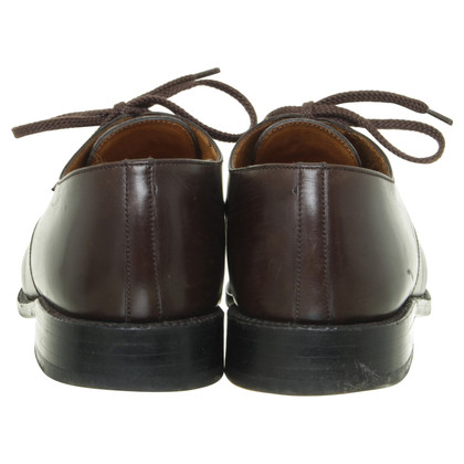 Jil Sander Lace-up shoes from leather