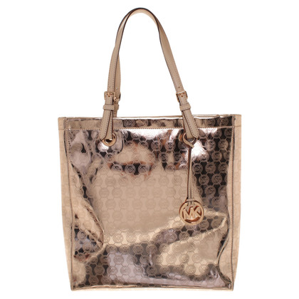 Michael Kors Shoppers in rose goud
