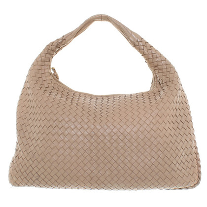 Bottega Veneta Handbag in Beige