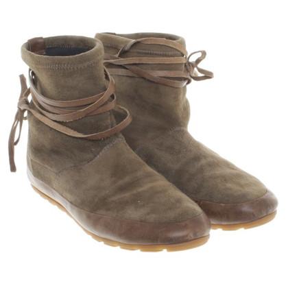 Isabel Marant Etoile Boots in Khaki