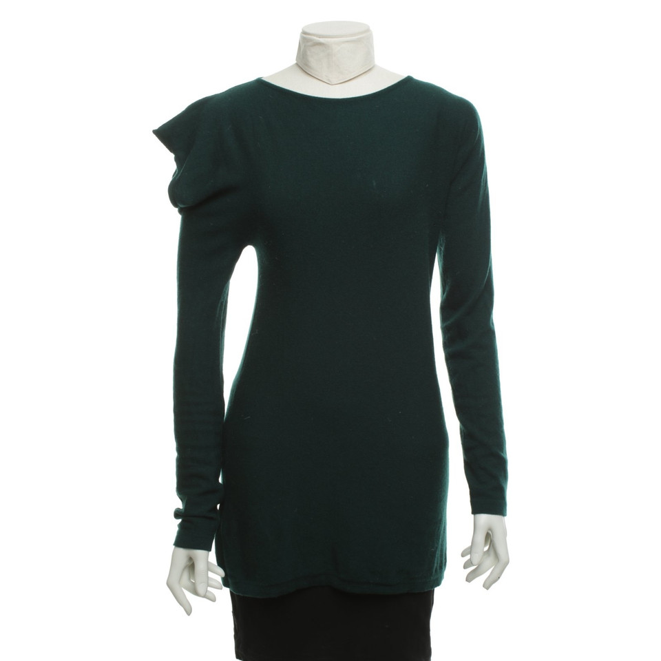 Maison martin margiela cashmere sweater in green buy for Accessoire maison original