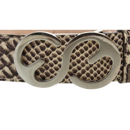 Escada Belt made of leather