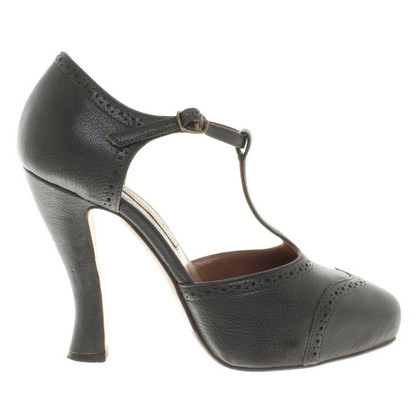 L'autre Chose pumps in grey