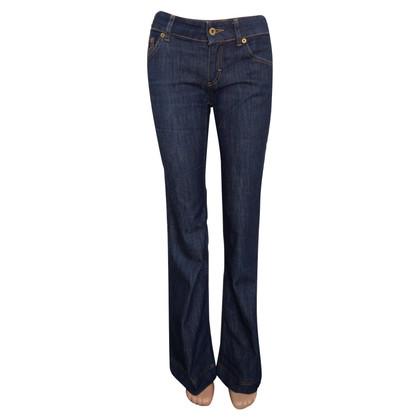 Dolce & Gabbana Ausgestellte Jeans