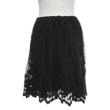 Twin-Set Simona Barbieri skirt in black