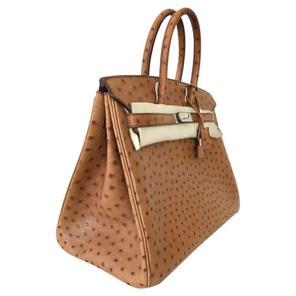 "Hermès ""Birkin Bag 35 Ostrich"""