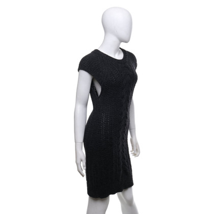 Strenesse Robe en tricot anthracite