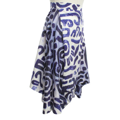 Vivienne Westwood skirt with pattern