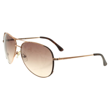 Michael Kors Gold colored sunglasses