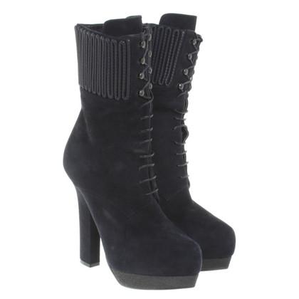 Bottega Veneta Ankle boots in blue
