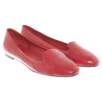 Dolce & Gabbana Loafers in red