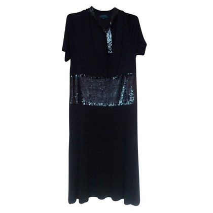 Escada Jersey dress with sequins