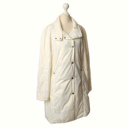 Marc Cain Thin coat in white