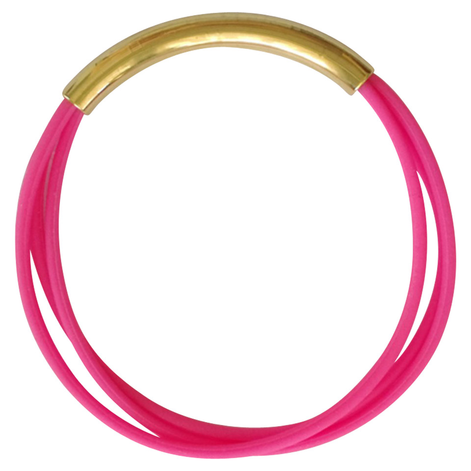 marc by marc jacobs armband in fuchsia second hand marc by marc jacobs armband in fuchsia. Black Bedroom Furniture Sets. Home Design Ideas