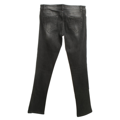 Marc Cain Jeans in Gray
