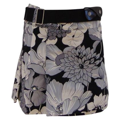 Burberry Burberry london skirt with belt