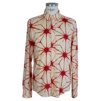 Jean Paul Gaultier Jean Paul Gaultier Shirt Rood