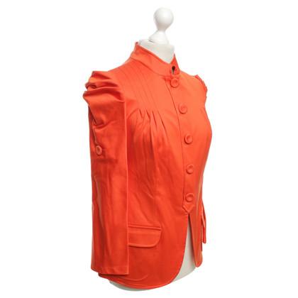 Versace Blazers a Orange