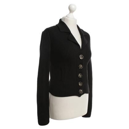 Miu Miu Cardigan in black