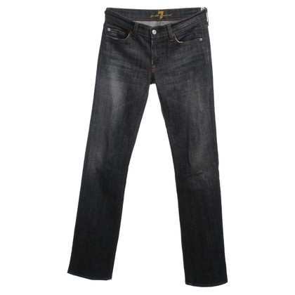 7 For All Mankind Denim in used look