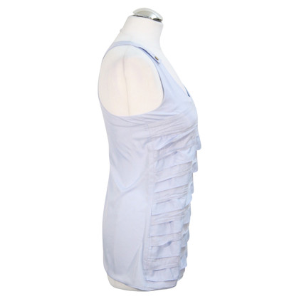 Reiss Straps top in blue