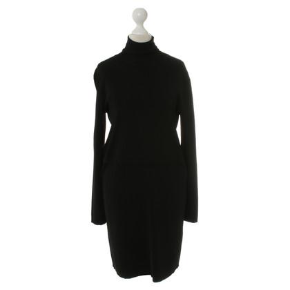 Jil Sander Vestito di nero
