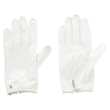 Other Designer Gloves white