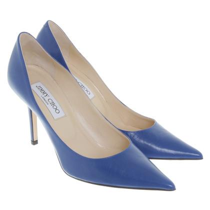 Jimmy Choo pumps in blue