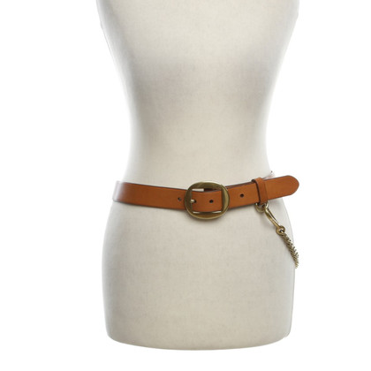 Ralph Lauren Riem met schalmenketting element