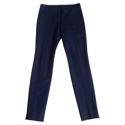 Dorothee Schumacher trousers with silk inserts