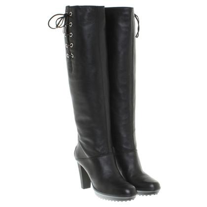 Tod's Boots in zwart