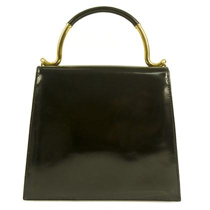 Karl Lagerfeld Handtasche aus Leder