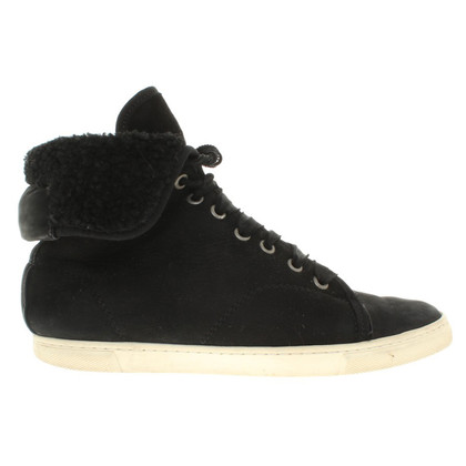 Lanvin Sneakers in pelle di agnello