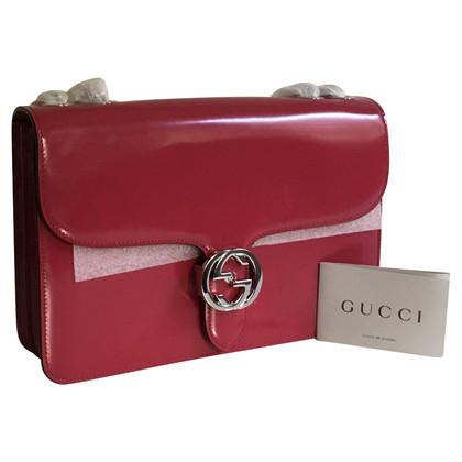 """Gucci """"Elkaar grijpende Bag"""""""