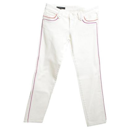Gucci Jeans in Weiß