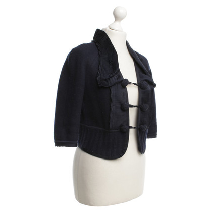 Max Mara Blazer con le rughe Application