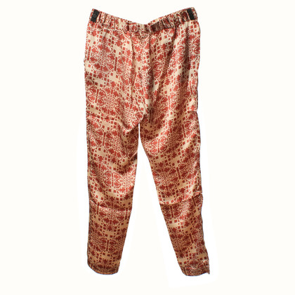 Hoss Intropia Pants made of silk